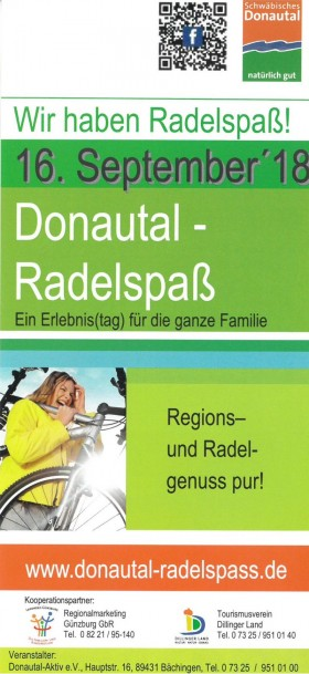 Donautal-Radlspass